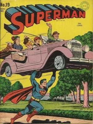 Superman # 19 Issues V1 (1939 - 1986)