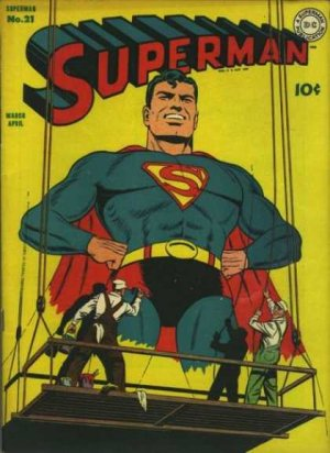 Superman # 21