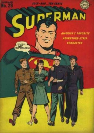 Superman # 29