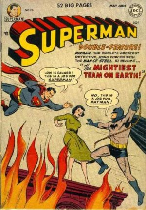 Superman # 76 Issues V1 (1939 - 1986)