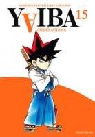 couverture, jaquette Yaiba 15  (soleil manga)