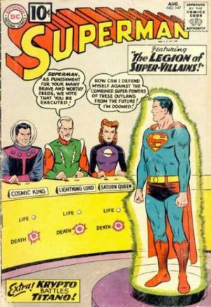 Superman # 147 Issues V1 (1939 - 1986)