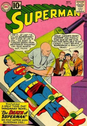 Superman # 149 Issues V1 (1939 - 1986)