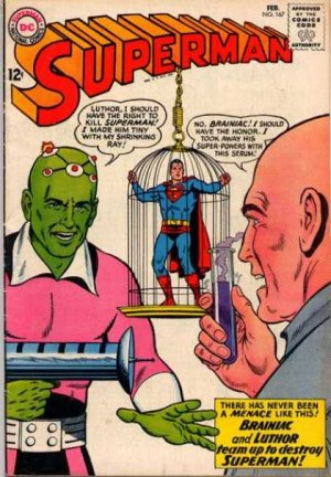 Superman # 167 Issues V1 (1939 - 1986)