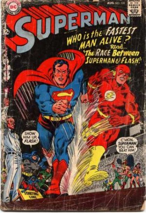 Superman # 199 Issues V1 (1939 - 1986)