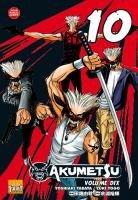 couverture, jaquette Akumetsu 10  (Taifu Comics)