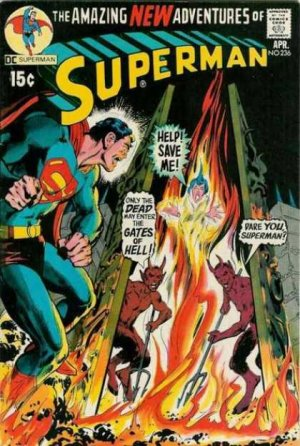 Superman # 236 Issues V1 (1939 - 1986)