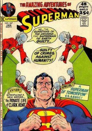 Superman # 247 Issues V1 (1939 - 1986)