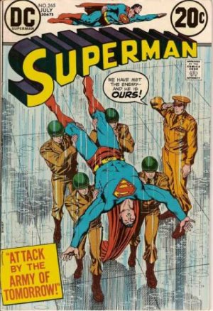 Superman # 265 Issues V1 (1939 - 1986)