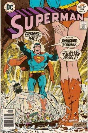 Superman # 307 Issues V1 (1939 - 1986)