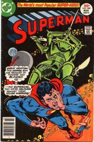 Superman # 309 Issues V1 (1939 - 1986)