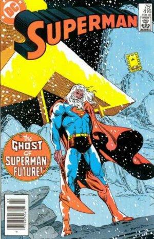 Superman # 416 Issues V1 (1939 - 1986)