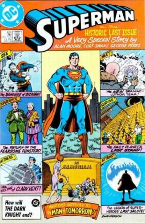 Superman # 423 Issues V1 (1939 - 1986)