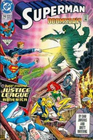 Superman # 74 Issues V2 (1987 - 2006)