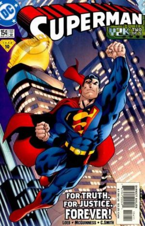 Superman 154 - Whatever Happened to the City of Tomorrow?