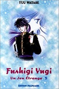 couverture, jaquette Fushigi Yûgi 5 Première édition (Tonkam)