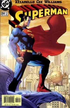 Superman # 204 Issues V2 (1987 - 2006)