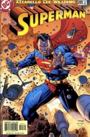 Superman # 205 Issues V2 (1987 - 2006)