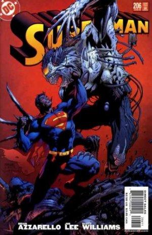 Superman # 206 Issues V2 (1987 - 2006)
