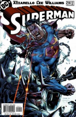 Superman # 214 Issues V2 (1987 - 2006)