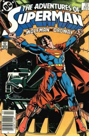 The Adventures of Superman # 425