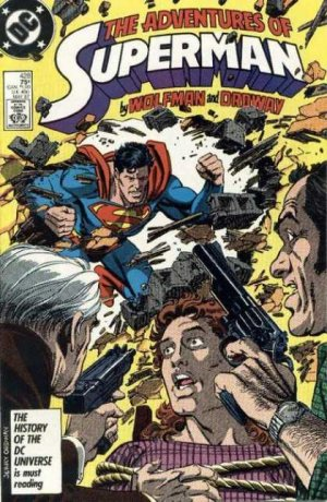 The Adventures of Superman # 428 Issues V1 (1987 à 2006)