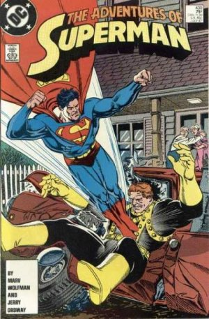 The Adventures of Superman # 430