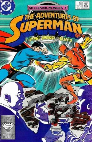 The Adventures of Superman # 437