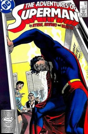 The Adventures of Superman # 439