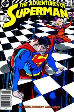 The Adventures of Superman # 441