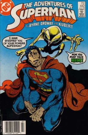 The Adventures of Superman 442 - Power Play
