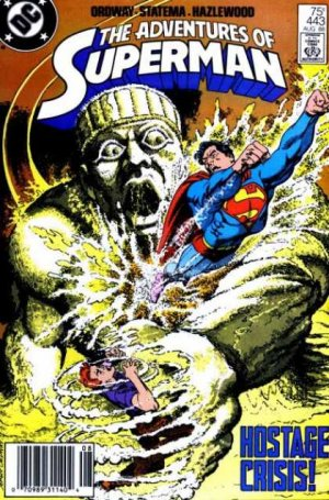The Adventures of Superman 443 - Prisoner of Conscience