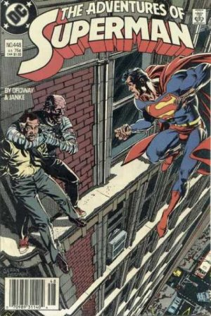 The Adventures of Superman # 448