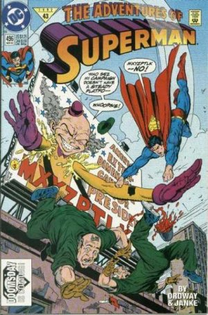 The Adventures of Superman # 496 Issues V1 (1987 à 2006)