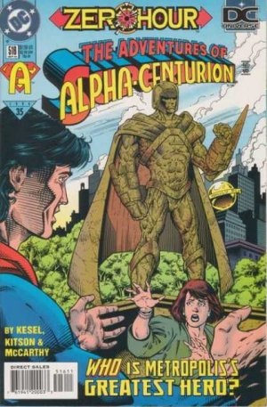 The Adventures of Superman # 516 Issues V1 (1987 à 2006)