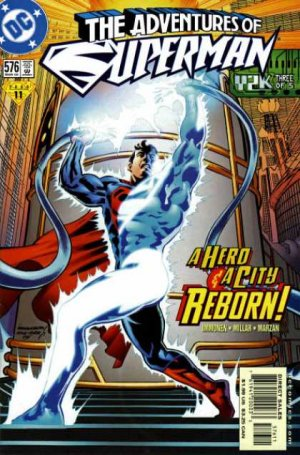 The Adventures of Superman 576 - AnarchY2Knowledge