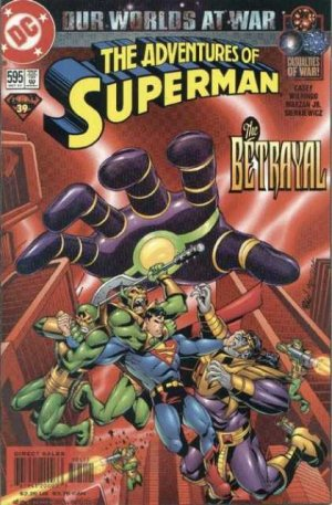 The Adventures of Superman # 595 Issues V1 (1987 à 2006)