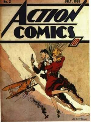 Action Comics # 2 Issues V1 (1938 - 2011)