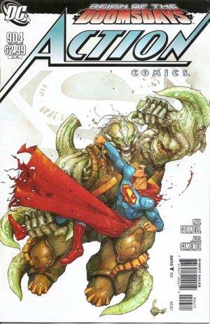 Action Comics # 904