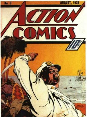 Action Comics # 3 Issues V1 (1938 - 2011)