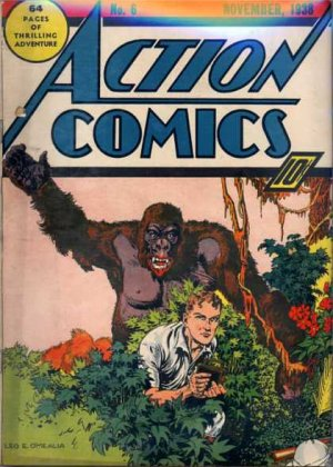 Action Comics # 6 Issues V1 (1938 - 2011)