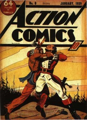 Action Comics # 8 Issues V1 (1938 - 2011)
