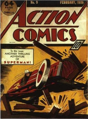 Action Comics # 9 Issues V1 (1938 - 2011)