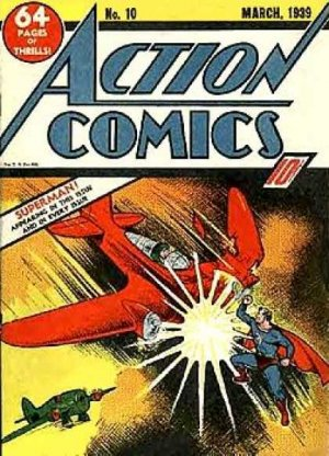Action Comics # 10 Issues V1 (1938 - 2011)