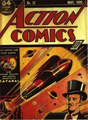 Action Comics # 12 Issues V1 (1938 - 2011)