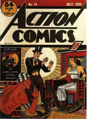 Action Comics # 14 Issues V1 (1938 - 2011)