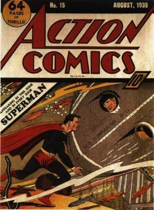 Action Comics # 15 Issues V1 (1938 - 2011)