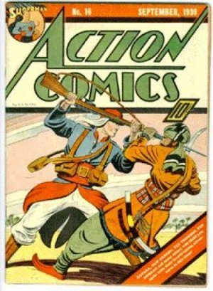 Action Comics # 16 Issues V1 (1938 - 2011)