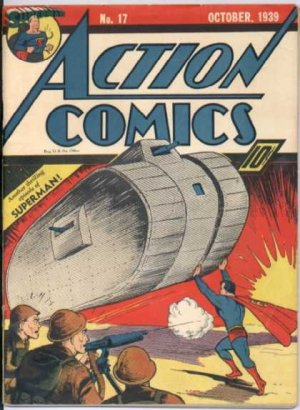 Action Comics # 17 Issues V1 (1938 - 2011)