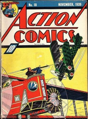 Action Comics # 18 Issues V1 (1938 - 2011)
